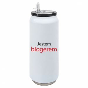 Puszka termiczna Jestem blogerem
