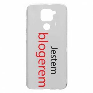 Etui na Xiaomi Redmi Note 9/Redmi 10X Jestem blogerem
