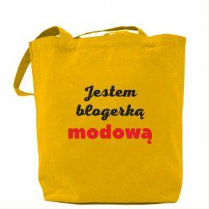 Bag I am a blogger - PrintSalon