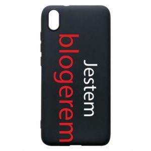 Phone case for Xiaomi Redmi 7A I'm bloger - PrintSalon