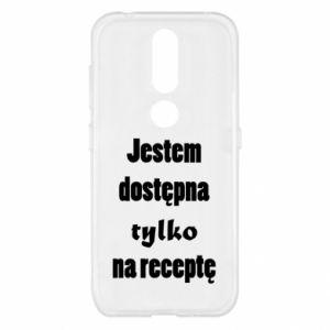Etui na Nokia 4.2 Jestem dostępna tylko na receptę