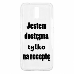 Etui na Nokia 2.3 Jestem dostępna tylko na receptę