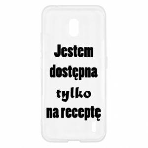 Etui na Nokia 2.2 Jestem dostępna tylko na receptę