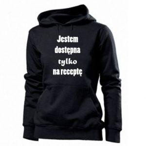 Women's hoodies I'm available only on prescription