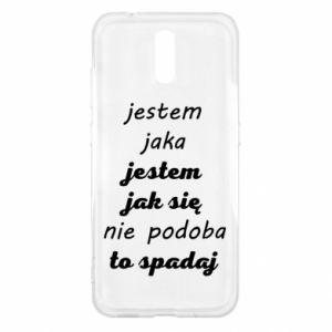 Etui na Nokia 2.3 Jestem jaka