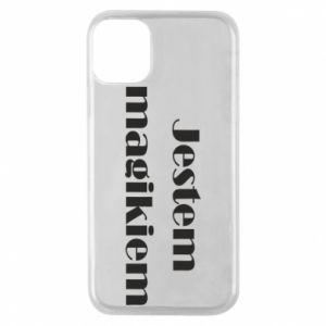 Etui na iPhone 11 Pro Jestem  magikiem