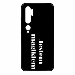 Etui na Xiaomi Mi Note 10 Jestem  magikiem