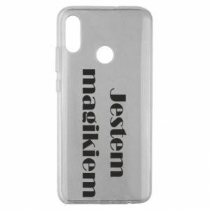 Etui na Huawei Honor 10 Lite Jestem  magikiem