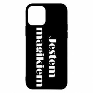 Etui na iPhone 12/12 Pro Jestem  magikiem