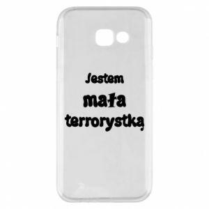 Etui na Samsung A5 2017 Jestem mała terrorystka