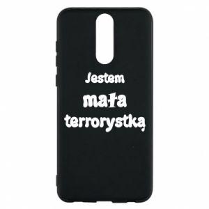 Etui na Huawei Mate 10 Lite Jestem mała terrorystka