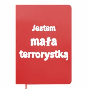 Notepad I'm a little terrorist