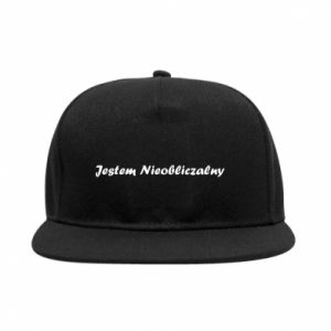 SnapBack I'm Unpredictable, for men - PrintSalon