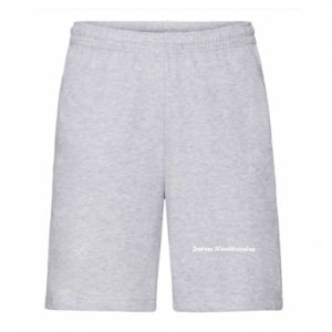 Men's shorts I'm Unpredictable, for men - PrintSalon