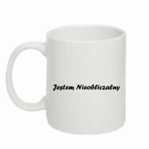 Mug 330ml I'm Unpredictable, for men - PrintSalon