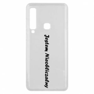 Phone case for Samsung A9 2018 I'm Unpredictable, for men - PrintSalon