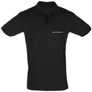 Men's Polo shirt I'm Unpredictable, for men - PrintSalon
