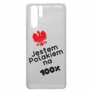 Etui na Huawei P30 Pro Jestem Polakiem na 100%