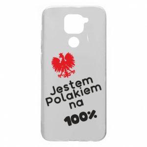 Etui na Xiaomi Redmi Note 9/Redmi 10X Jestem Polakiem na 100%