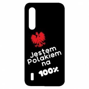 Etui na Xiaomi Mi9 Lite Jestem Polakiem na 100%