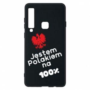 Phone case for Samsung A9 2018 I'm Polish for 100% - PrintSalon