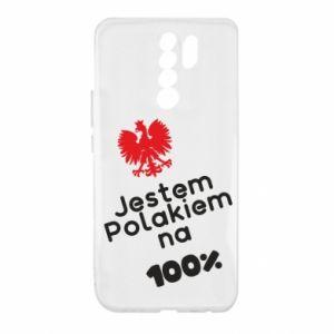 Xiaomi Redmi 9 Case I'm Polish for 100%