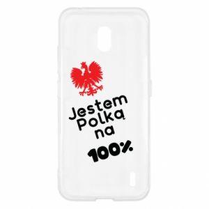 Etui na Nokia 2.2 Jestem polką na 100%