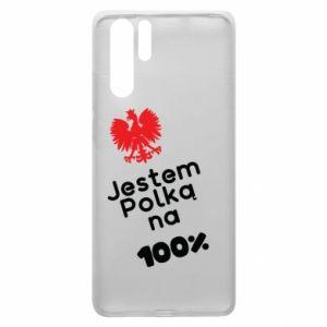 Etui na Huawei P30 Pro Jestem polką na 100%