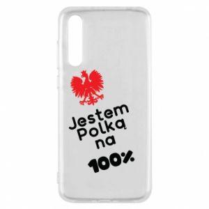 Etui na Huawei P20 Pro Jestem polką na 100%