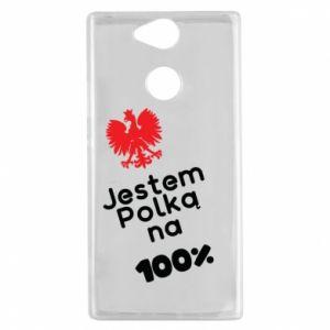 Etui na Sony Xperia XA2 Jestem polką na 100%