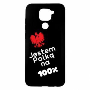 Etui na Xiaomi Redmi Note 9/Redmi 10X Jestem polką na 100%