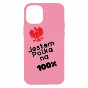 Etui na iPhone 12 Mini Jestem polką na 100%