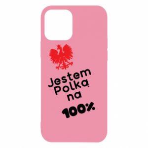 Etui na iPhone 12/12 Pro Jestem polką na 100%