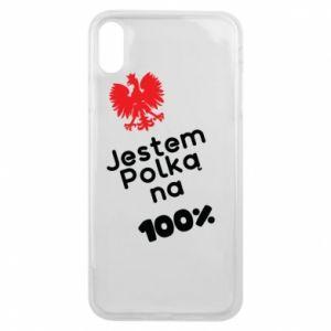 Etui na iPhone Xs Max Jestem polką na 100%