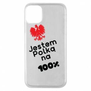 Etui na iPhone 11 Pro Jestem polką na 100%