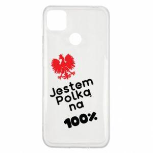 Etui na Xiaomi Redmi 9c Jestem polką na 100%