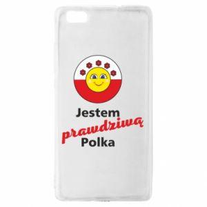 Etui na Huawei P 8 Lite Jestem prawdziwą Polką