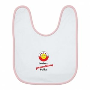 Bib I am a real Polish woman