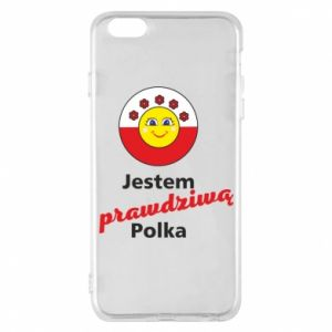 Phone case for iPhone 6 Plus/6S Plus I am a real Polish woman