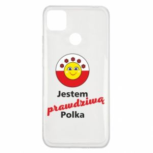 Xiaomi Redmi 9c Case I am a real Polish woman