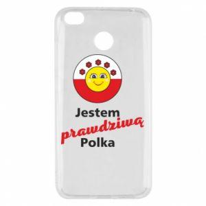 Etui na Xiaomi Redmi 4X Jestem prawdziwą Polką