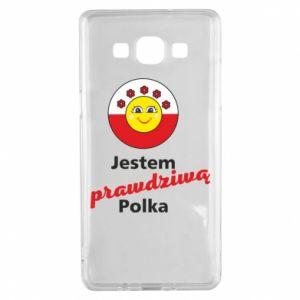 Etui na Samsung A5 2015 Jestem prawdziwą Polką