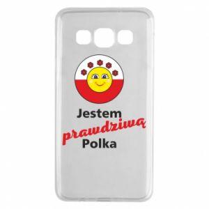 Etui na Samsung A3 2015 Jestem prawdziwą Polką