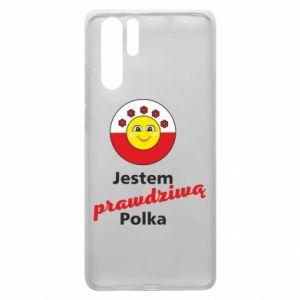 Etui na Huawei P30 Pro Jestem prawdziwą Polką