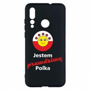 Etui na Huawei Nova 4 Jestem prawdziwą Polką