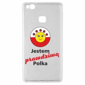 Etui na Huawei P9 Lite Jestem prawdziwą Polką