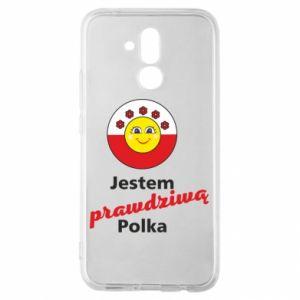 Etui na Huawei Mate 20 Lite Jestem prawdziwą Polką