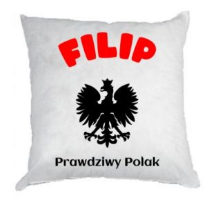 Pillow Filip is a real Pole