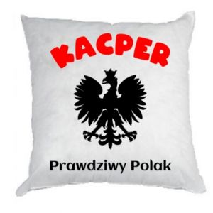 Pillow Kacper is a real Pole
