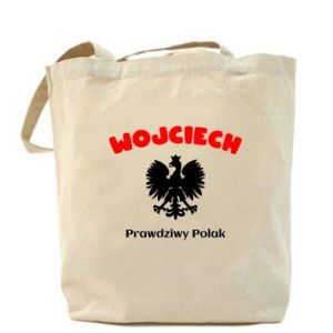 Bag Wojciech is a real Pole